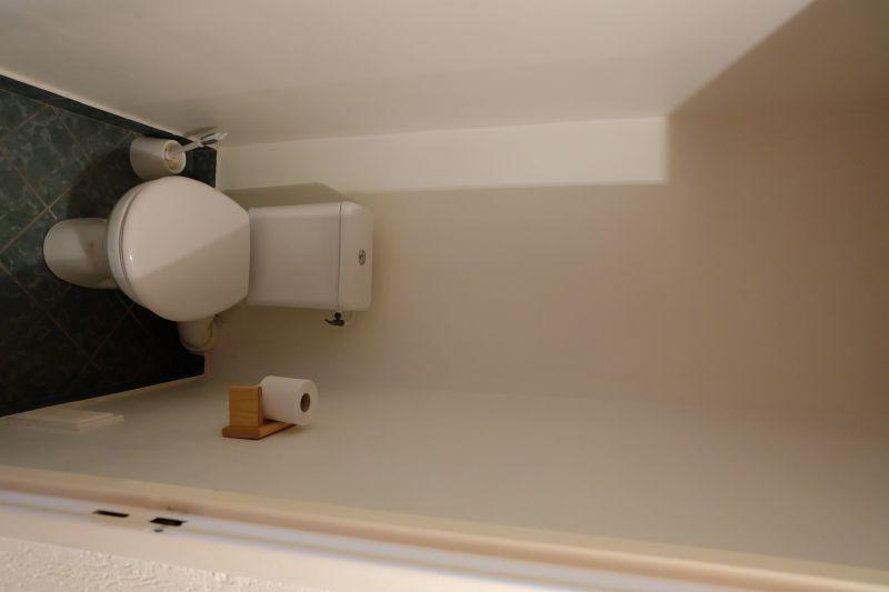 WC séparé Location Appartement 107171 Tignes