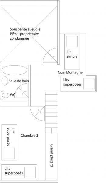 Location Appartement 107171 Tignes