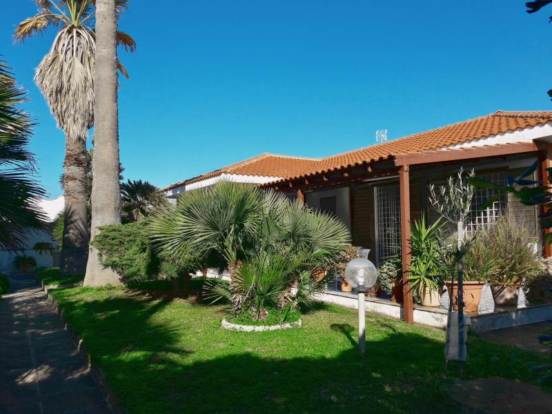 Vue depuis la location Location Villa 107993 Tre Fontane