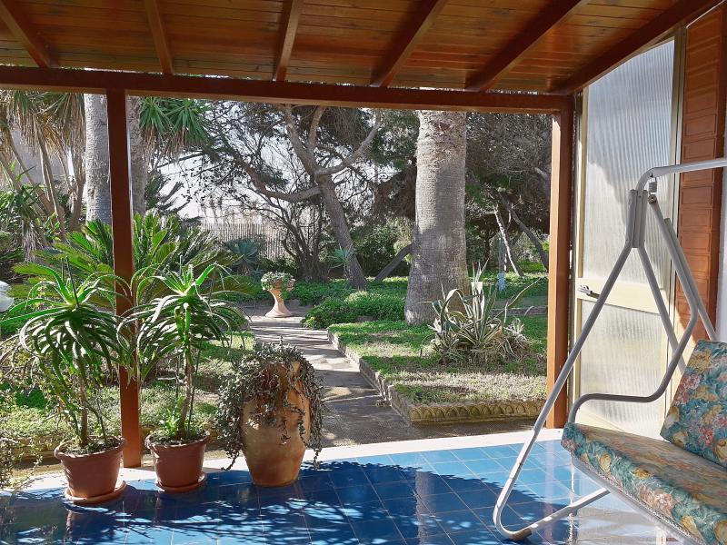 Veranda 1 Location Villa 107993 Tre Fontane