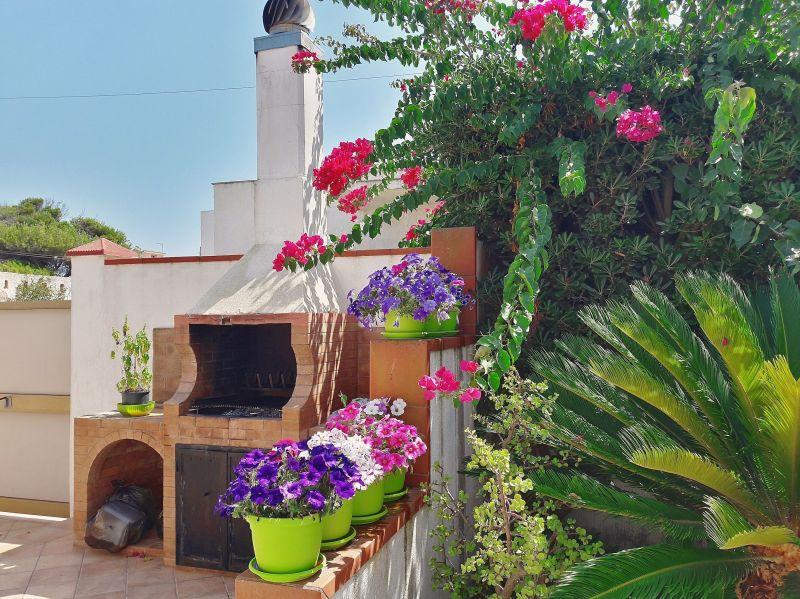 Cuisine d'été Location Villa 107993 Tre Fontane