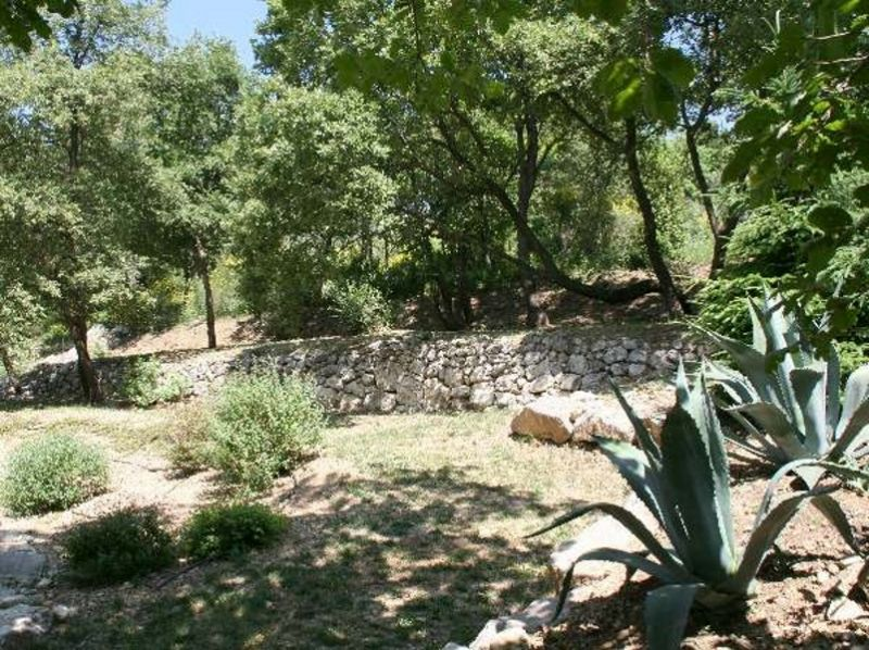 Jardin Location Villa 108337 Fayence