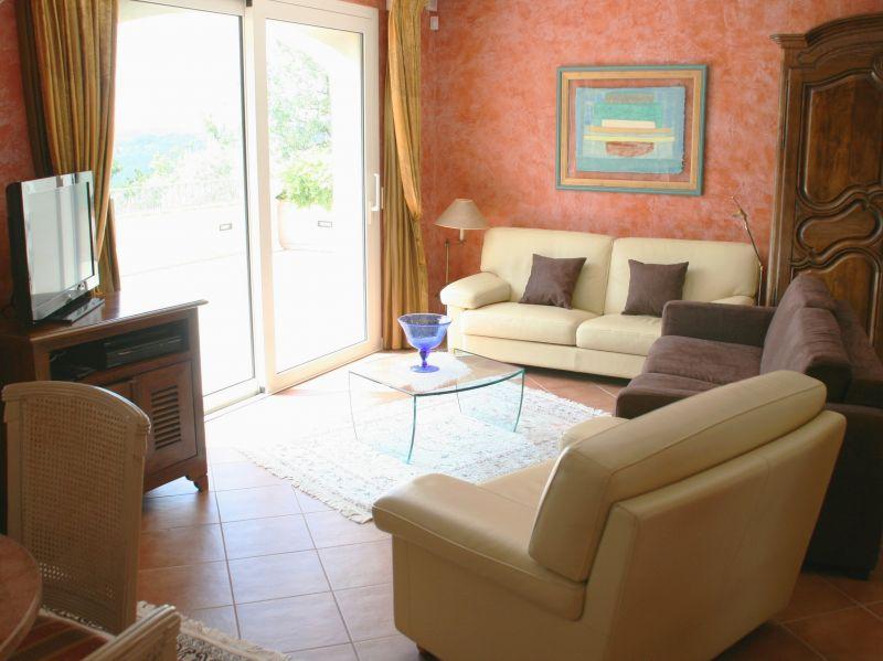 Séjour Location Villa 108337 Fayence