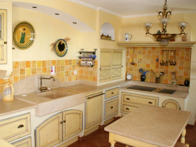 Cuisine indépendante Location Villa 108337 Fayence