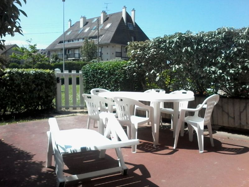 Jardin Location Appartement 109681 Cabourg