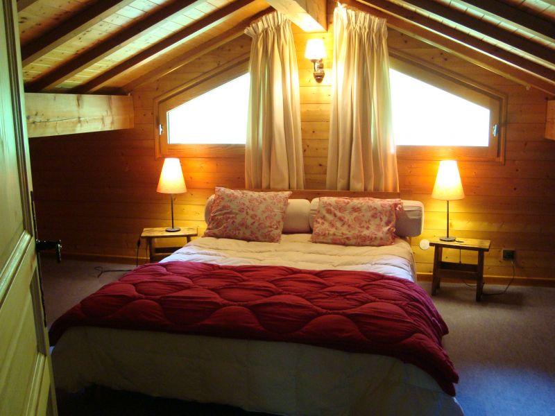 chambre 1 Location Chalet 110705 Le Grand Bornand