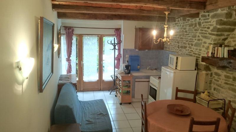 Salle à manger Location Gite 110861 Mont Saint Michel