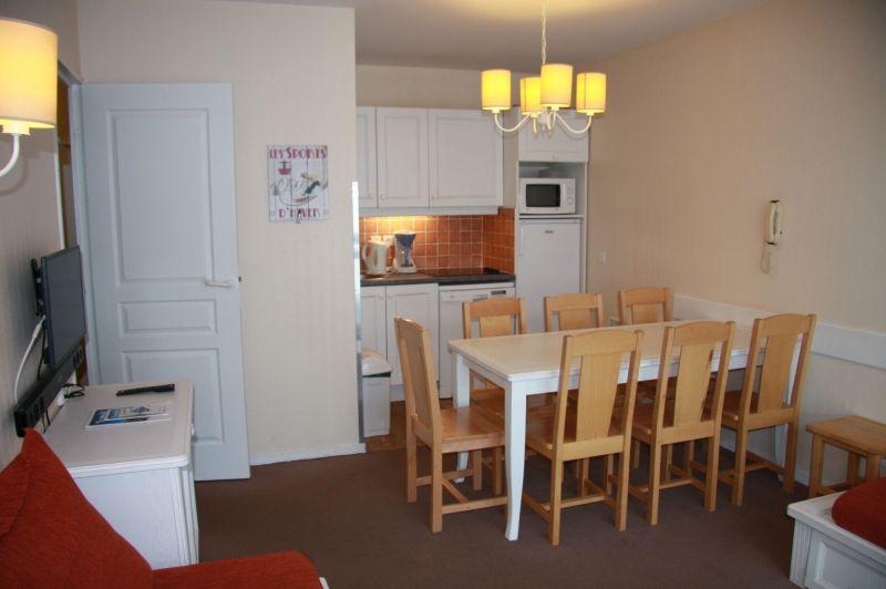Coin cuisine Location Appartement 112127 Valmeinier