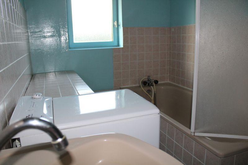 salle de bain Location Gite 112324 Autun