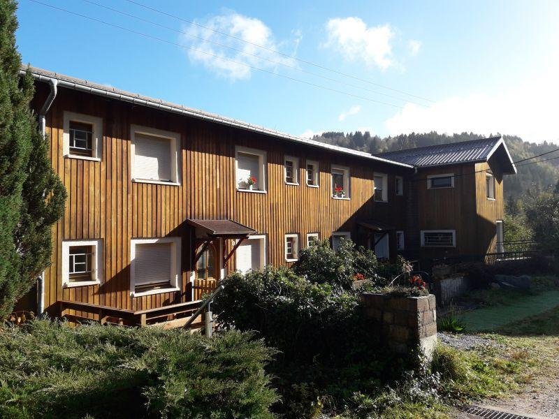 Vue extérieure de la location Location Appartement 112687 Gérardmer