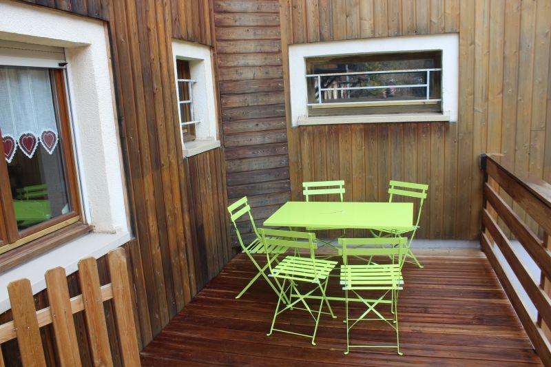 Terrasse Location Appartement 112687 Gérardmer