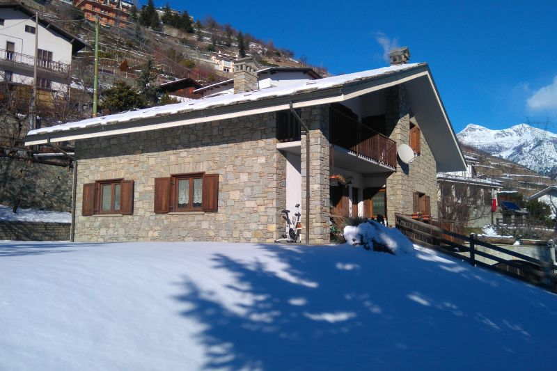 Vue extérieure de la location Location Villa 112722 Pila
