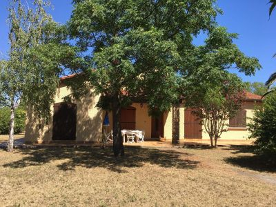 Entrée Location Villa 113135 Ceret