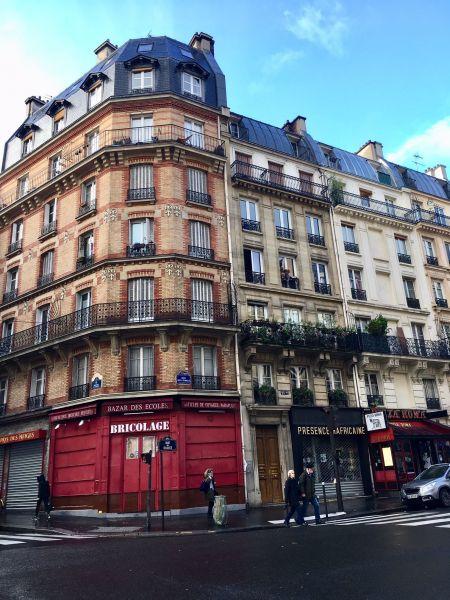 Vue extérieure de la location Location Studio 113449 PARIS