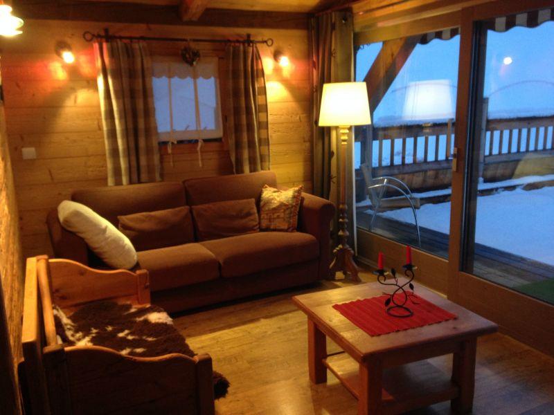 Salon Location Chalet 113553 La Clusaz