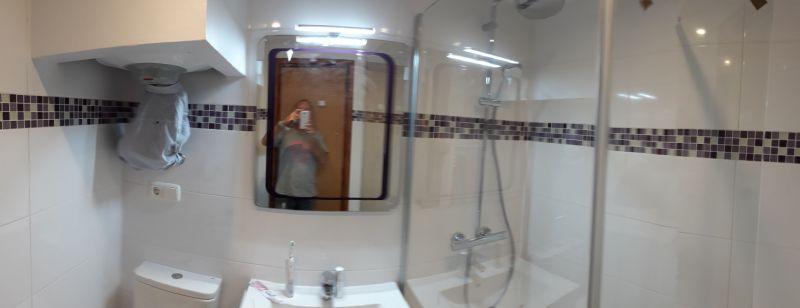 salle de bain Location Studio 113736 Pas de la Casa