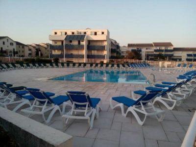 Balcon Location Appartement 114217 Lacanau