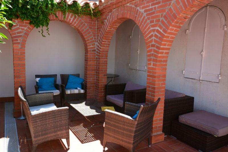 Cuisine d'été Location Maison 114513 Collioure