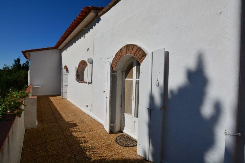 Vue du balcon Location Maison 114513 Collioure