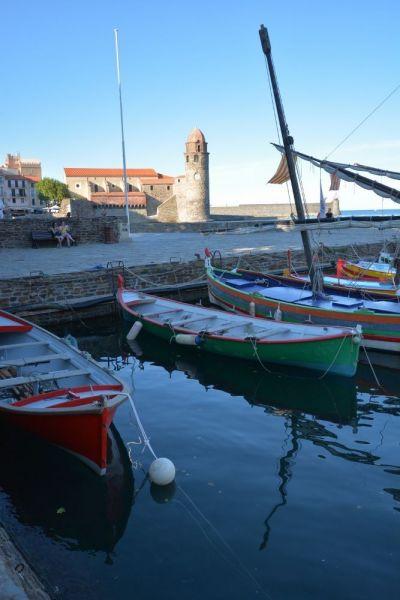 Vue à proximité Location Maison 114513 Collioure
