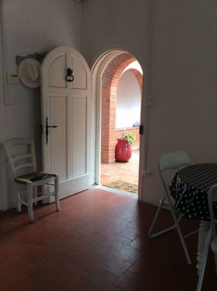 Entrée Location Maison 114513 Collioure