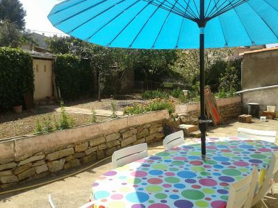 Jardin Location Maison 115078 Bize-Minervois