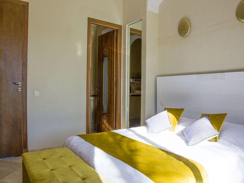 chambre 1 Location Villa 115912 Marrakech