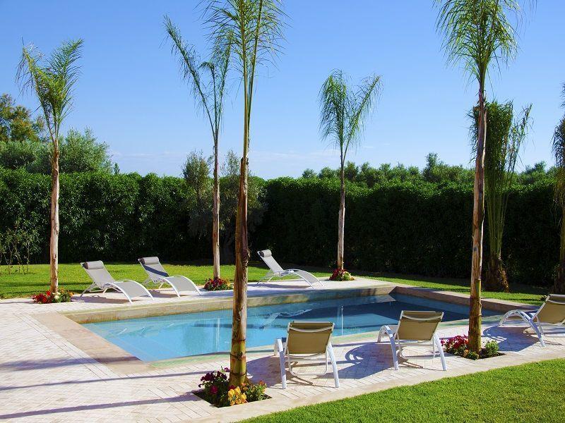 Piscine Location Villa 115912 Marrakech