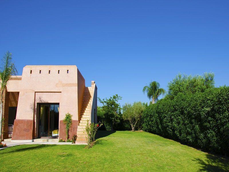 Jardin Location Villa 115912 Marrakech