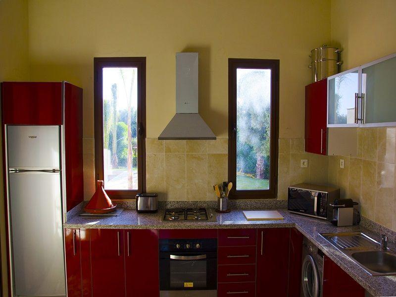 Cuisine indépendante Location Villa 115912 Marrakech