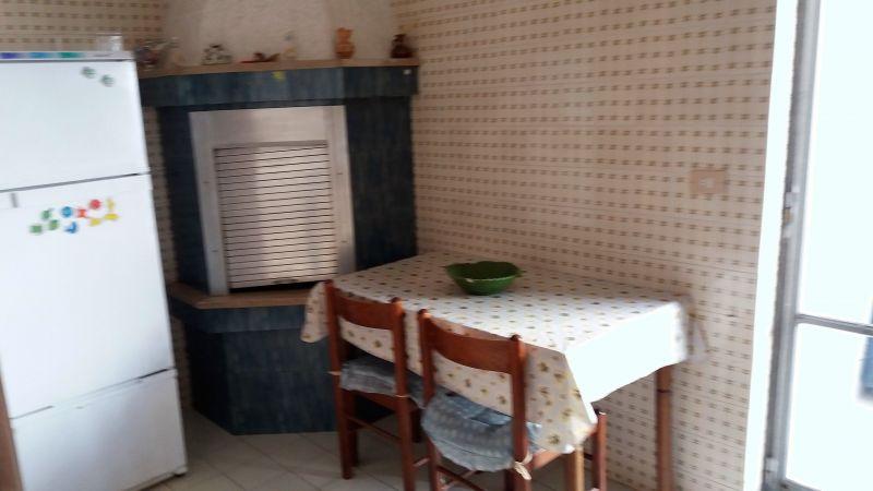Cuisine d'été Location Appartement 116097 Gallipoli