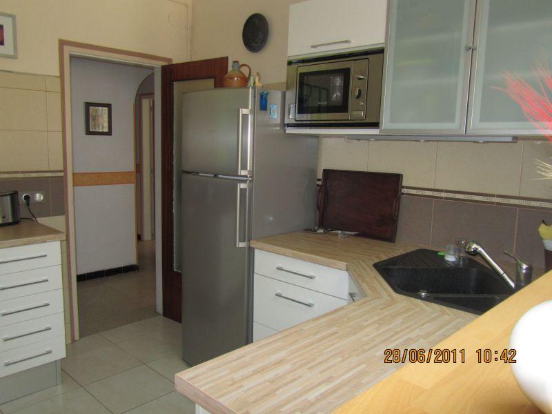 Cuisine indépendante Location Villa 116391 Empuriabrava