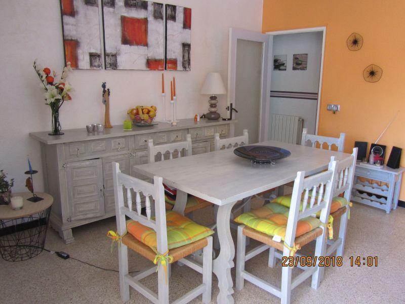 Salle à manger Location Villa 116391 Empuriabrava