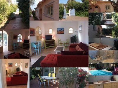 Piscine Location Villa 116765 Saint Raphael