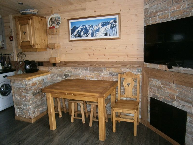 Coin cuisine Location Appartement 117442 Val Thorens