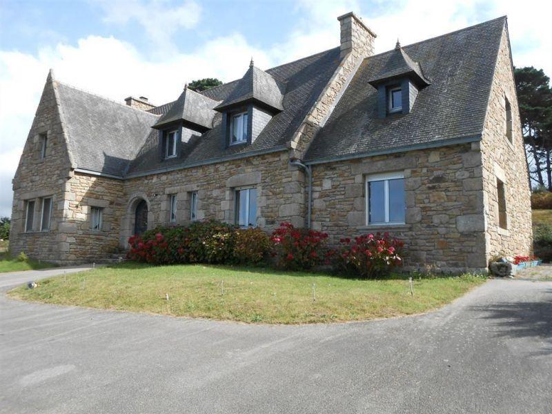 Vue extérieure de la location Location Maison 117833 Plougerneau