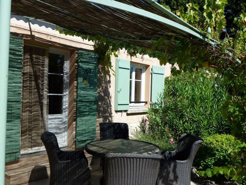Terrasse 1 Location Gite 118640 Loriol-du-Comtat