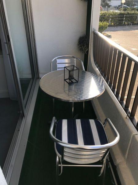 Balcon Location Studio 118711 La Grande Motte