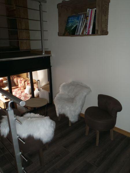 Mezzanine Location Chalet 118998 La Plagne