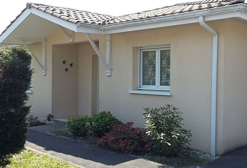 Entrée Location Maison 119471 Gujan Mestras