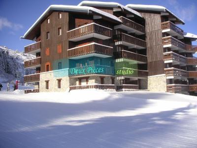 Vue extérieure de la location Location Appartement 65812 Méribel