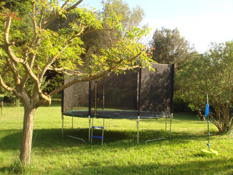 Jardin Location Gite 69702 Uzès