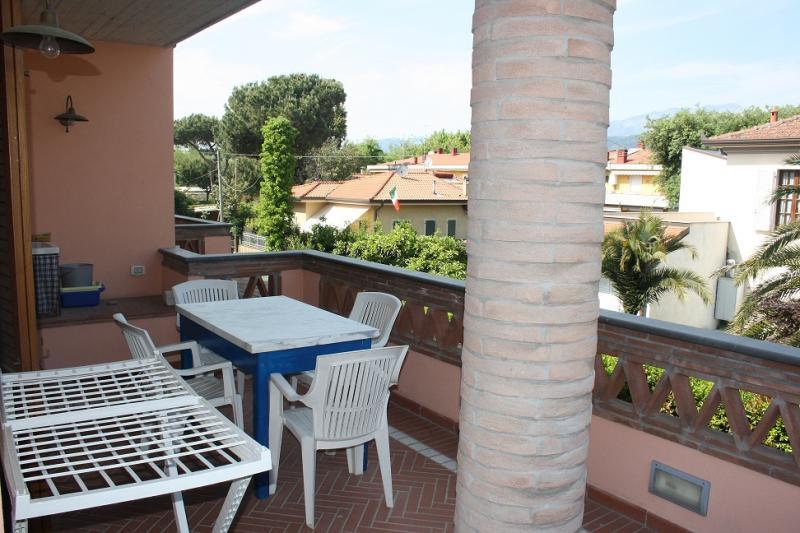 Vue du balcon Location Appartement 72407 Marina di Massa