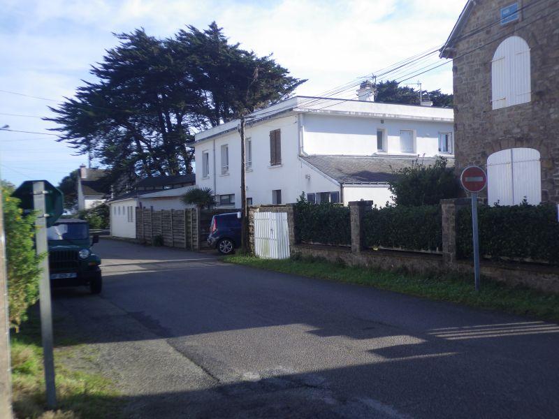 Vue extérieure de la location Location Appartement 73569 Saint Pierre Quiberon