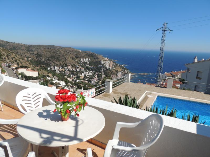 Vue du balcon Location Appartement 76247 Rosas