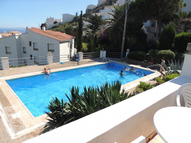 Piscine Location Appartement 76247 Rosas