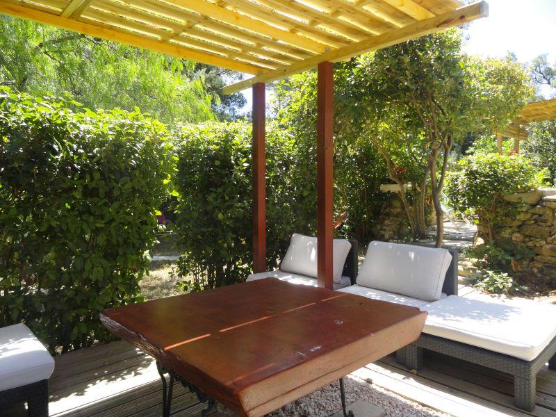 Vue de la terrasse Location Maison 78524 La Seyne sur Mer