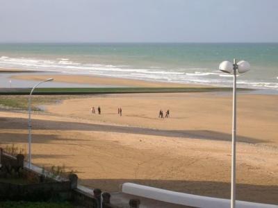 Vue depuis la location Location Studio 81689 Villers sur Mer