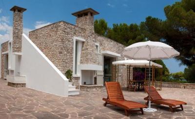 Jardin Location Villa 84689 Marina di Novaglie