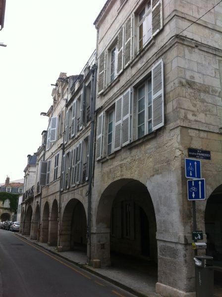 Entrée Location Studio 86329 La Rochelle